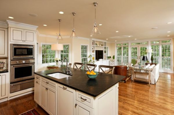 open country kitchen designs photo - 4