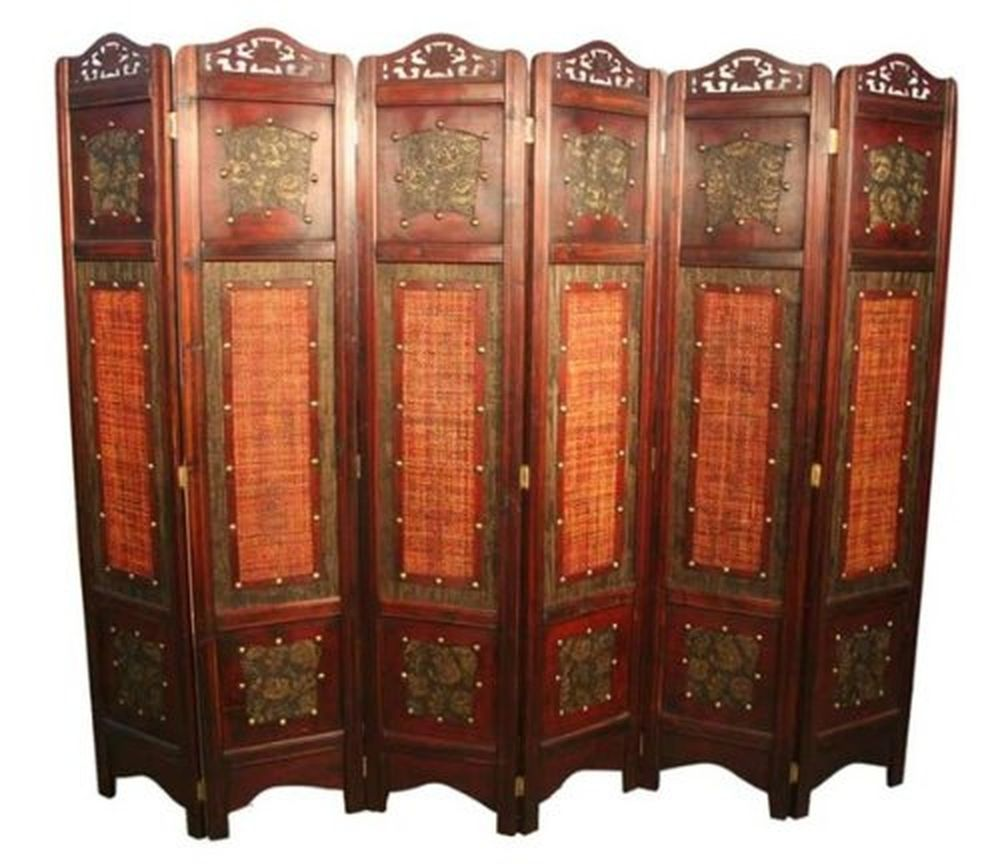 oriental room dividers antique photo - 10