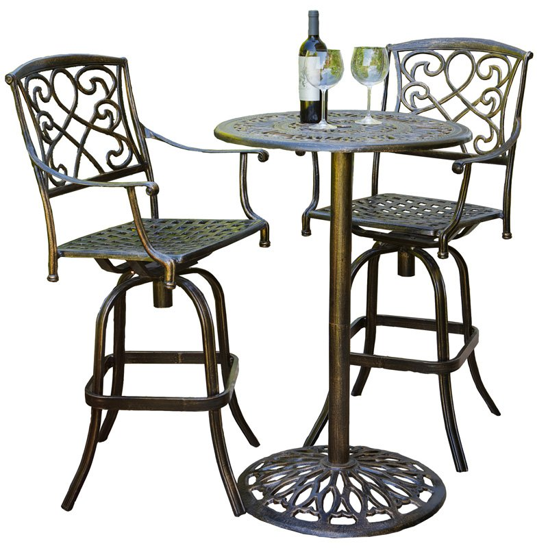 outdoor bar bistro sets photo - 1