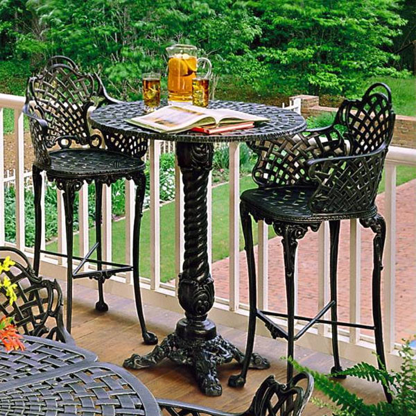 outdoor bar bistro sets photo - 7