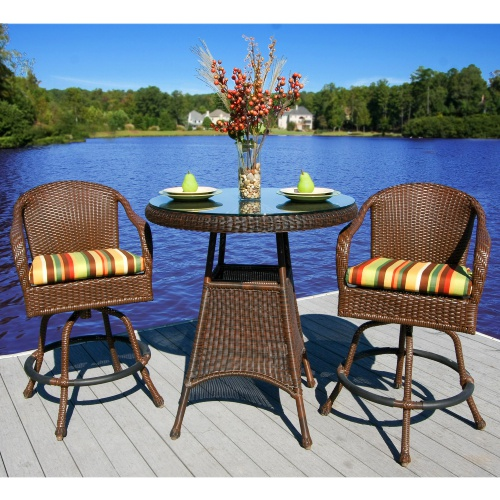 outdoor bar bistro sets photo - 9