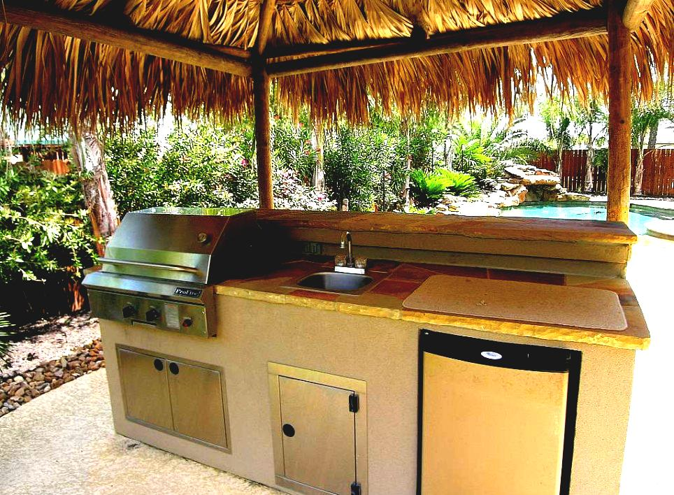 outdoor bar designs for home photo - 10