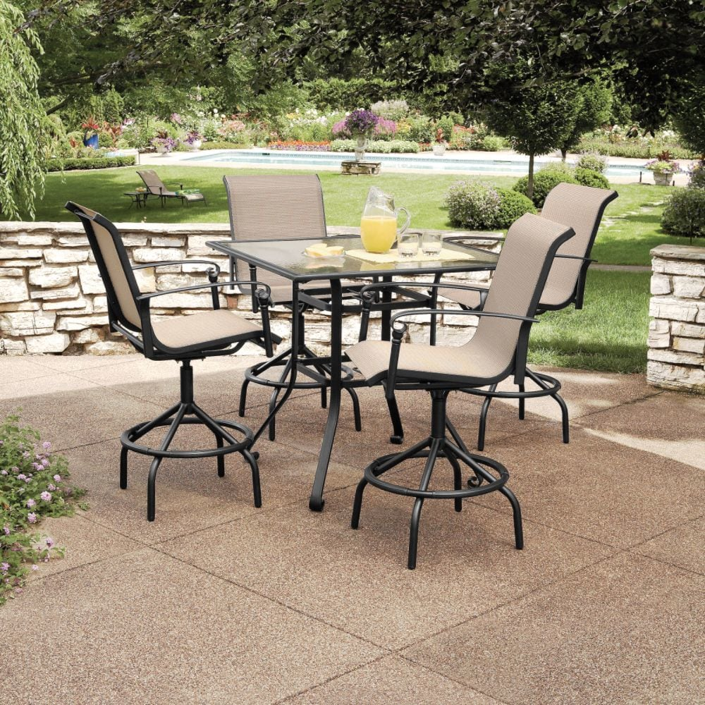 outdoor bar sets sears photo - 7