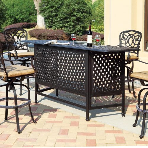 outdoor bar sets sears photo - 9