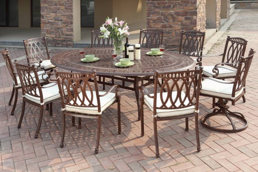 outdoor dining sets clearance photo - 3