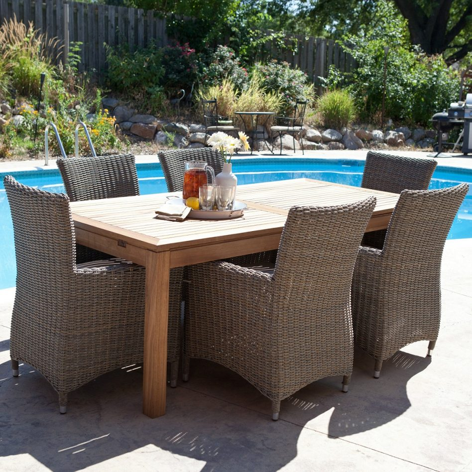 outdoor dining sets clearance photo - 6