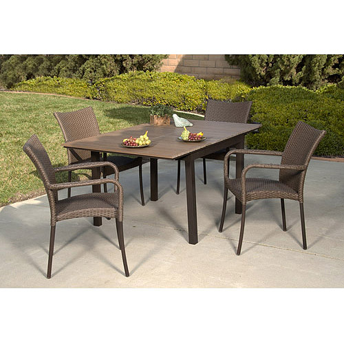outdoor dining sets clearance photo - 8