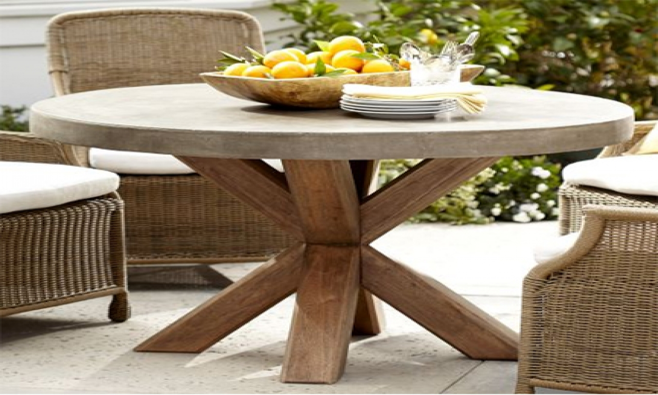 outdoor dining sets pottery barn photo - 4