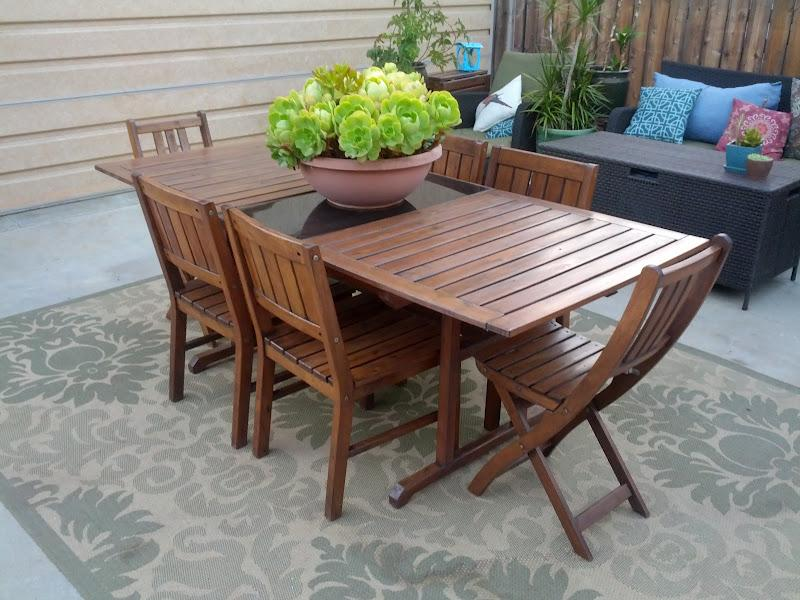 outdoor dining table ikea photo - 10