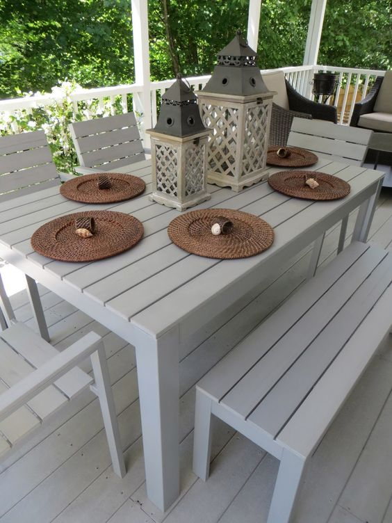 outdoor dining table ikea photo - 3