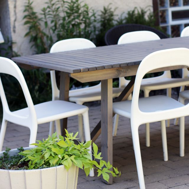 outdoor dining table ikea photo - 5