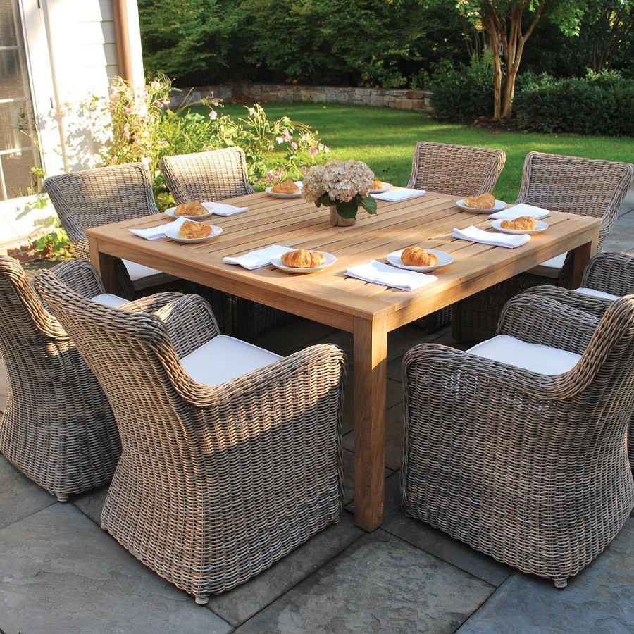 outdoor dining tables guide photo - 4