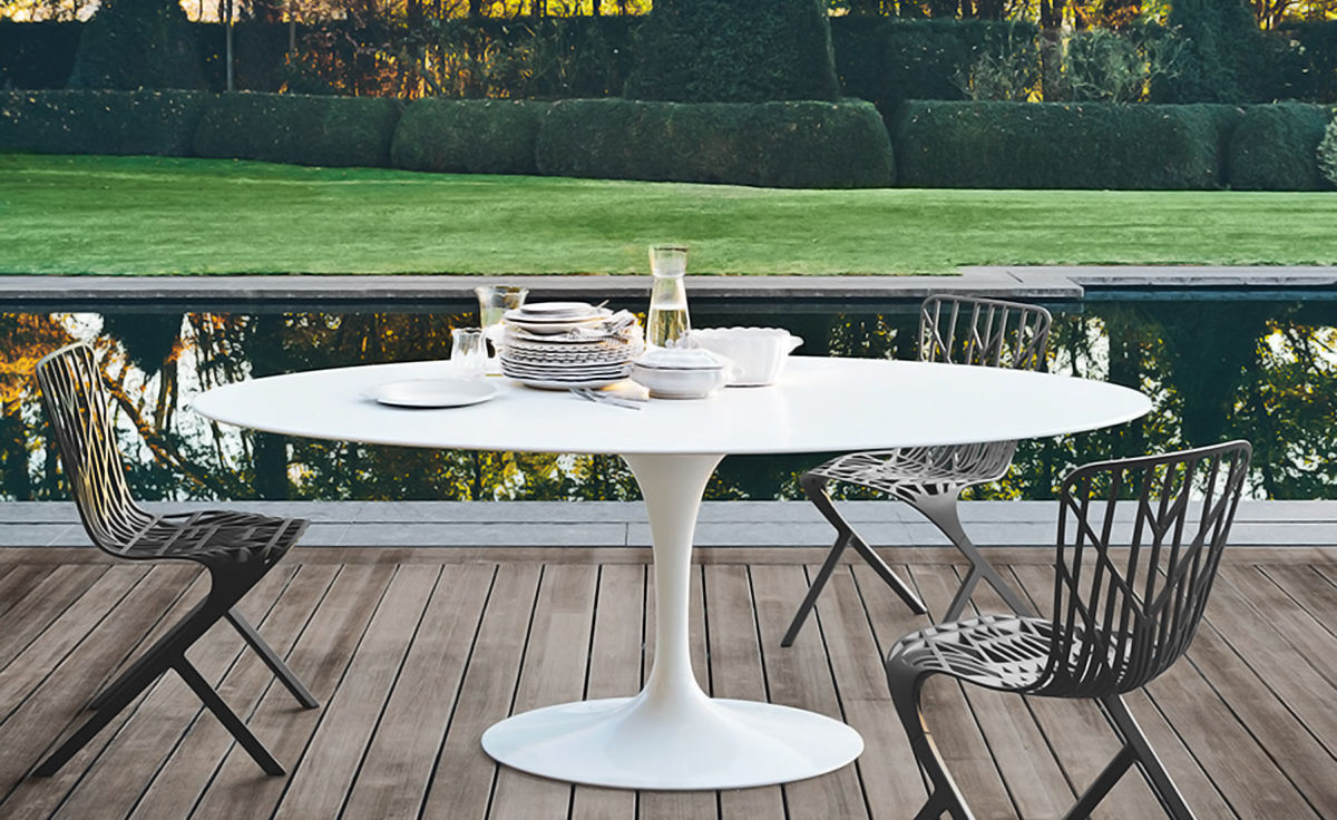 outdoor dining tables guide photo - 6