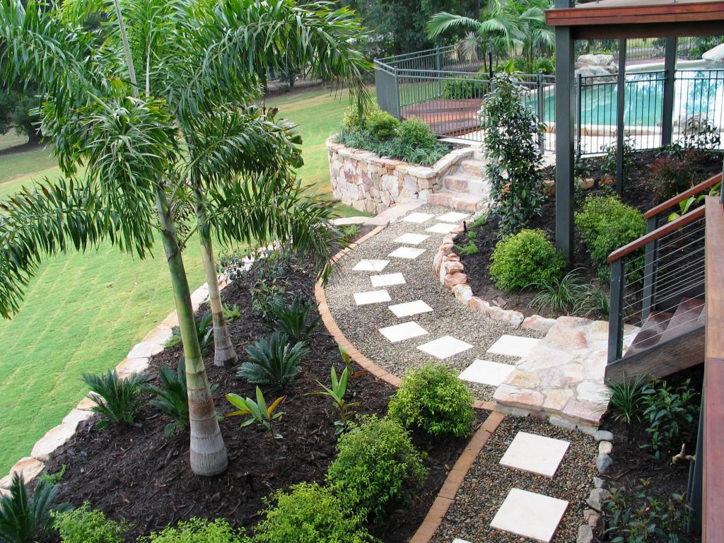 outdoor garden design ideas photo - 2
