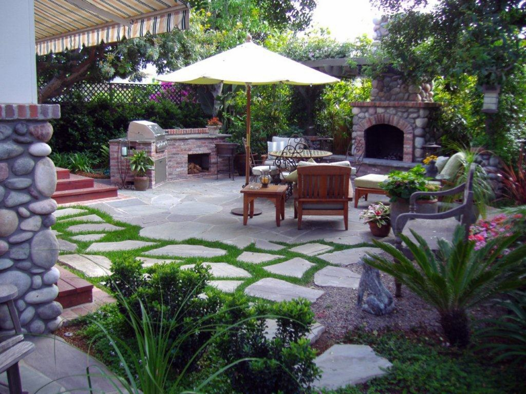outdoor garden design ideas photo - 9