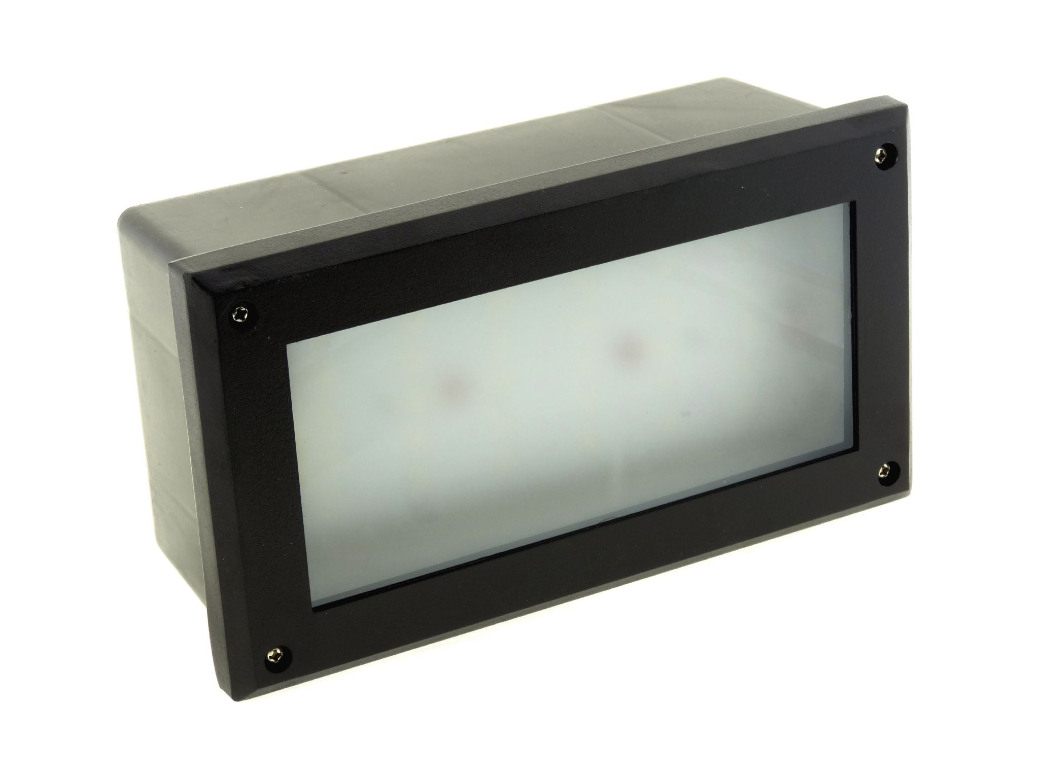 outdoor inset wall lighting photo - 10