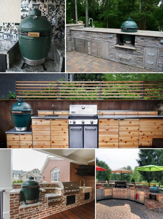 outdoor kitchen essentials photo - 5