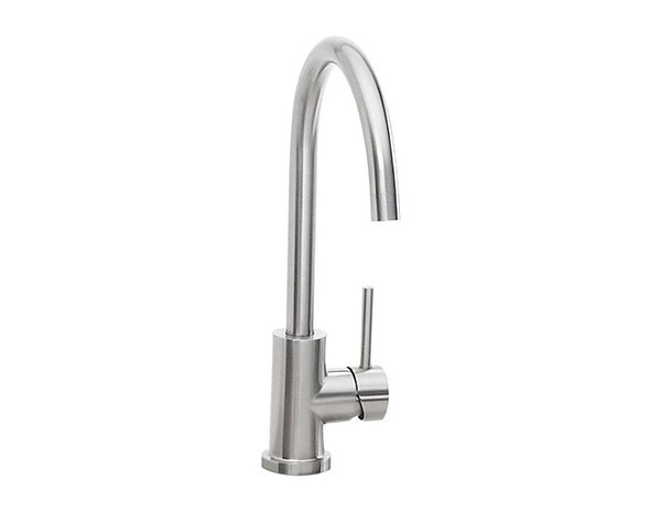 outdoor kitchen faucet photo - 5