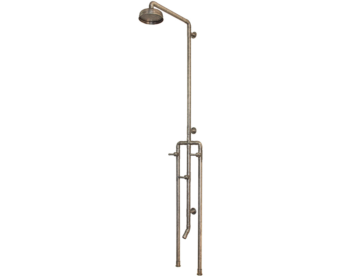 outdoor shower fixtures photo - 1