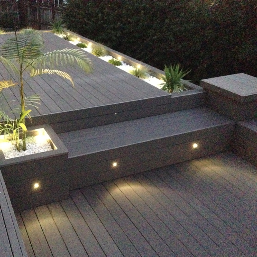 outdoor wall lights low voltage photo - 9