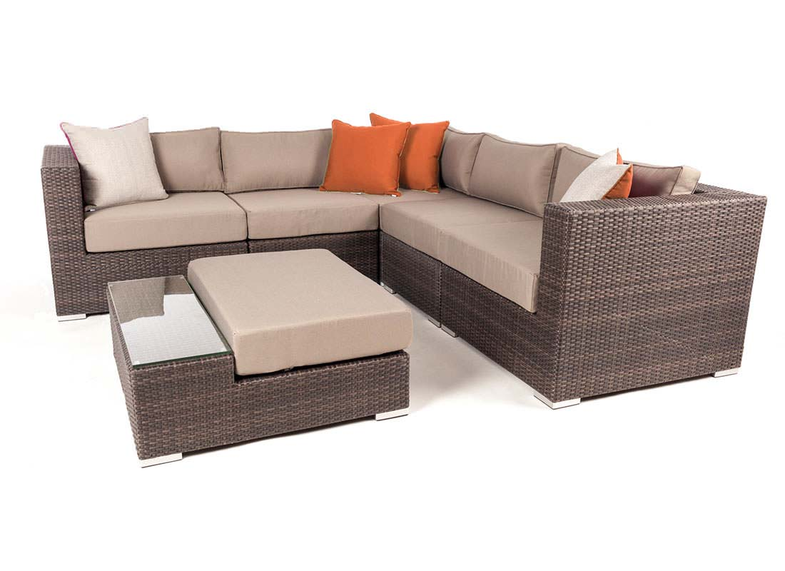 outdoor wicker furniture dining sets photo - 7