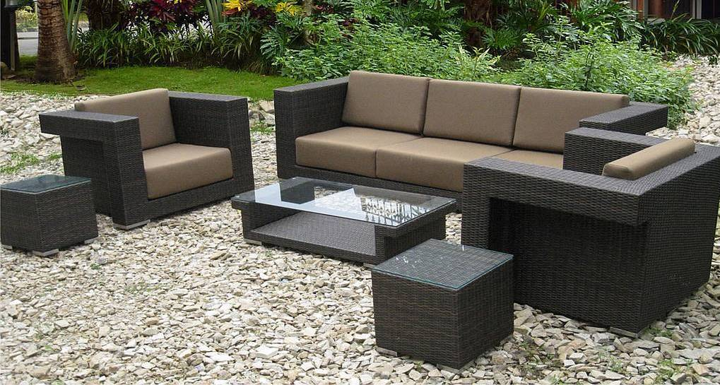 outdoor wicker furniture gold coast photo - 3