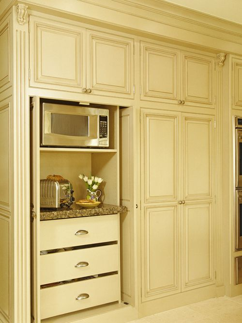 oven cupboard designs photo - 2