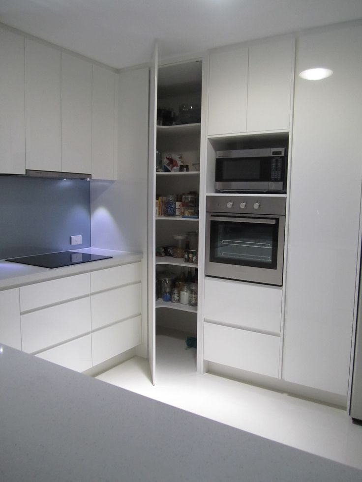 oven cupboard designs photo - 3