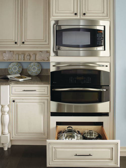 oven cupboard designs photo - 4