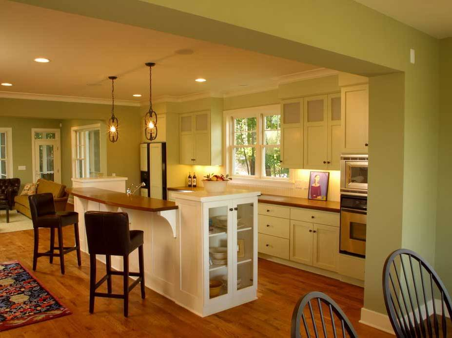 paint kitchen cabinets ideas what color photo - 10