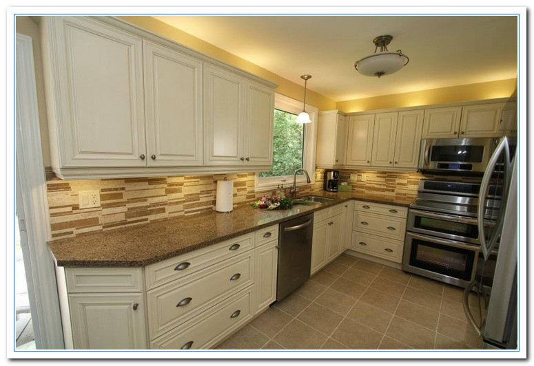 paint kitchen cabinets ideas what color photo - 2