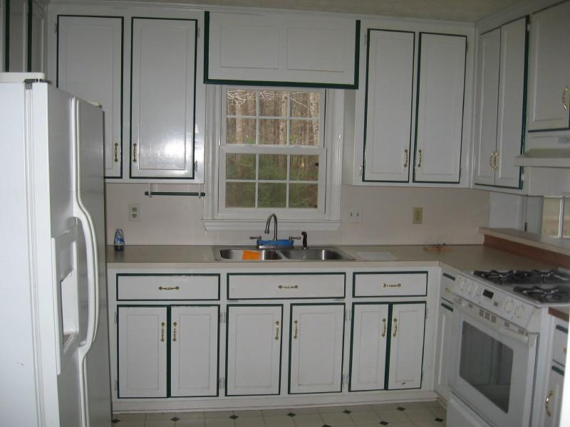 paint kitchen cabinets ideas what color photo - 5