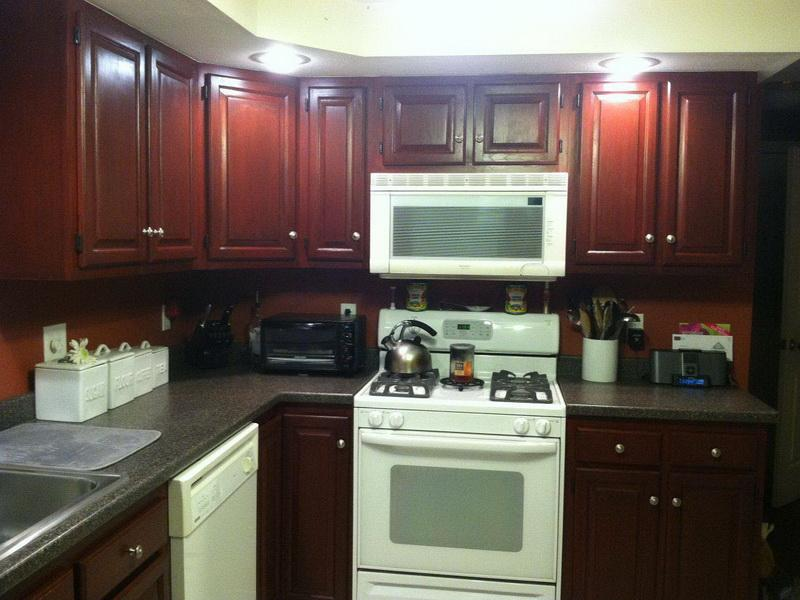 paint kitchen cabinets ideas what color photo - 7