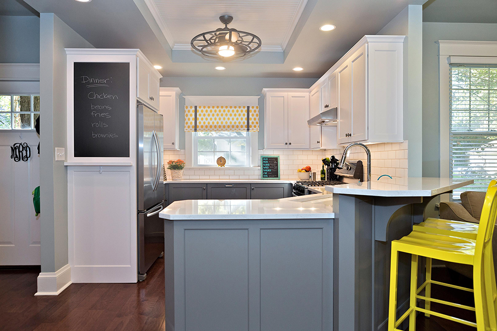 paint kitchen cabinets ideas what color photo - 9