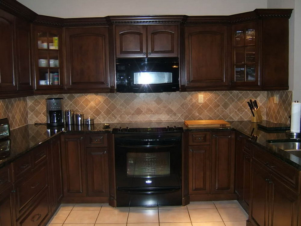 painting old kitchen cabinets ideas photo - 4