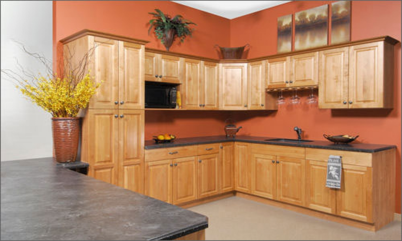 painting old kitchen cabinets ideas photo - 8