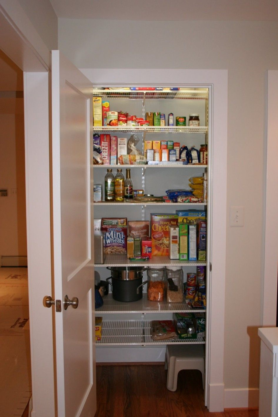 pantry rack systems photo - 10