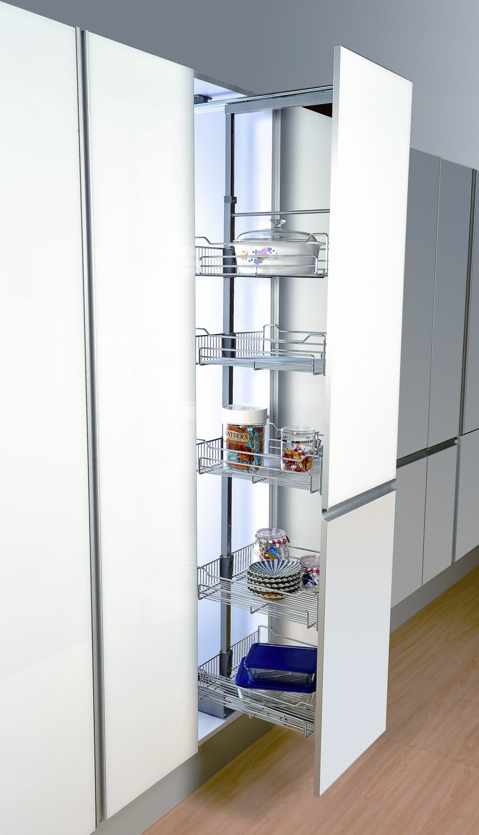 pantry rack systems photo - 6