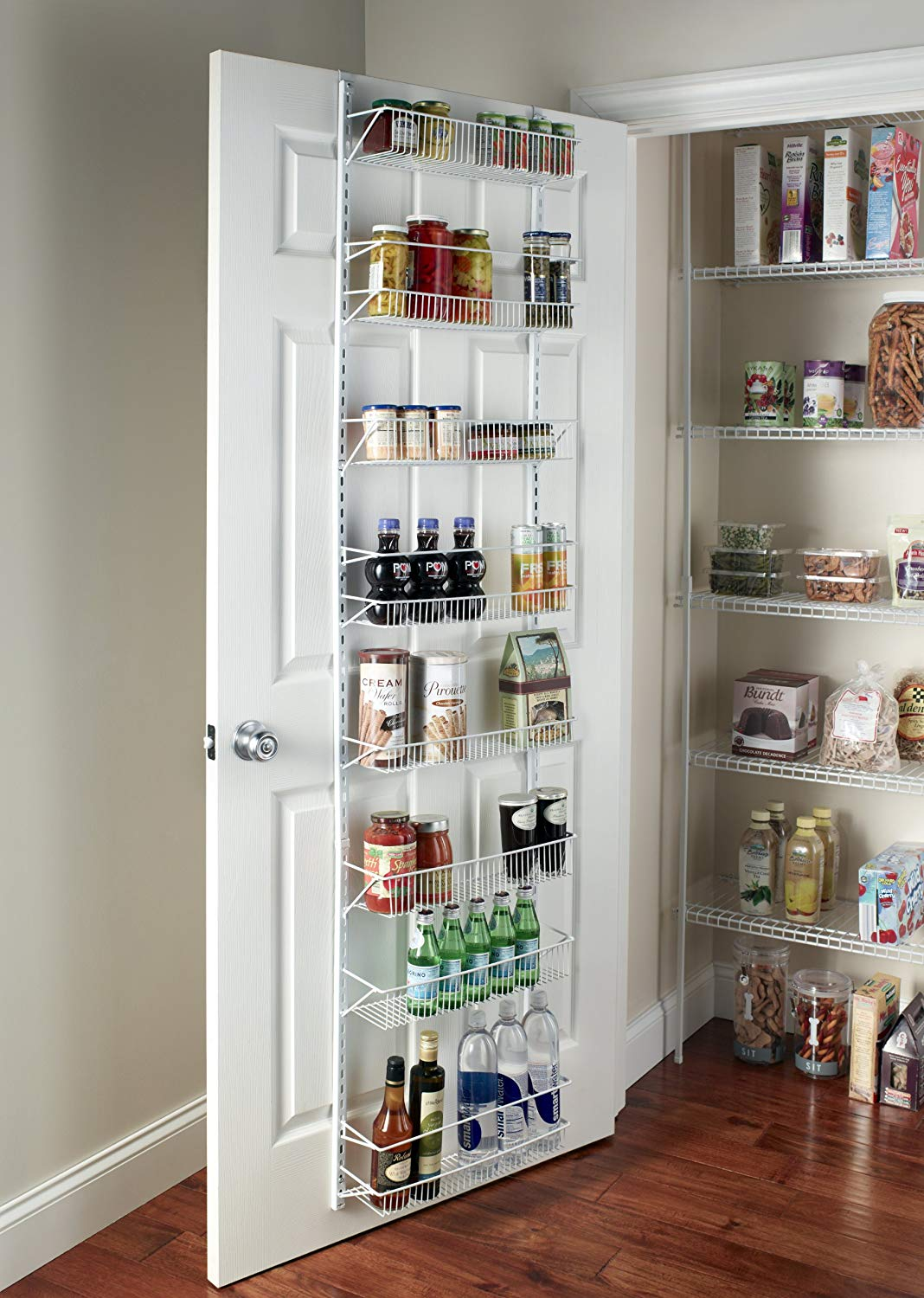 pantry rack systems photo - 7