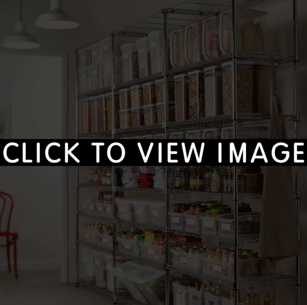 pantry rack systems photo - 8