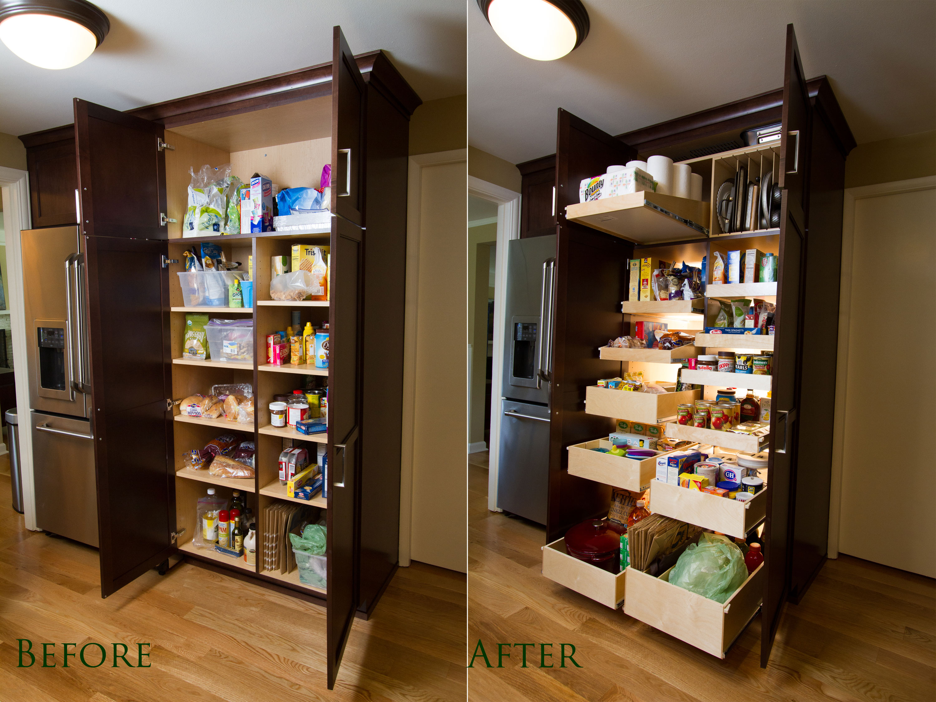 pantry storage systems photo - 4