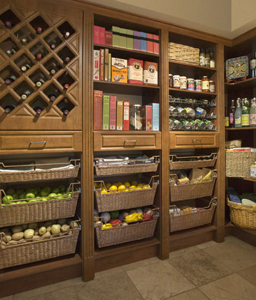pantry storage systems photo - 5