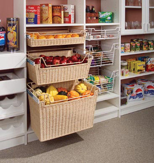 pantry storage systems photo - 8
