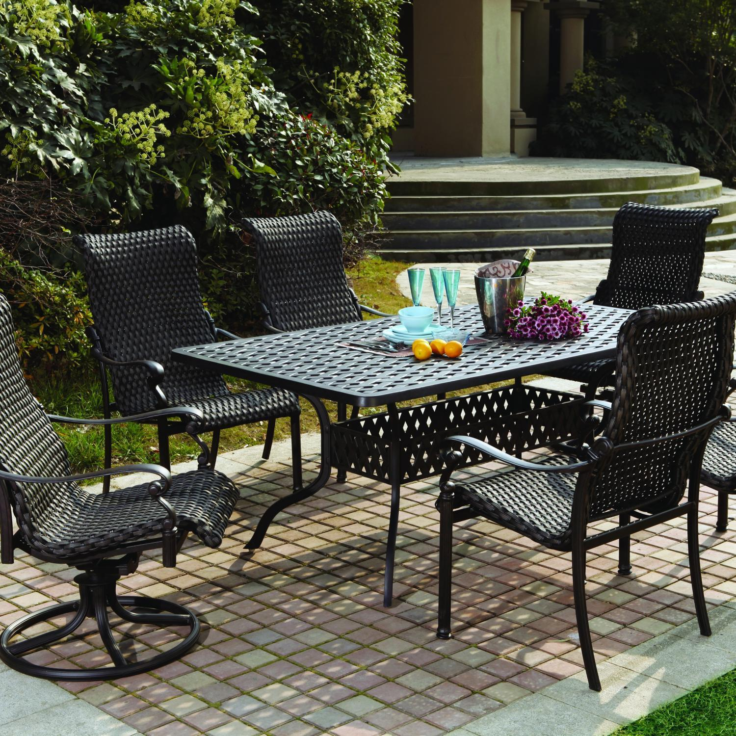 patio dining sets photo - 4