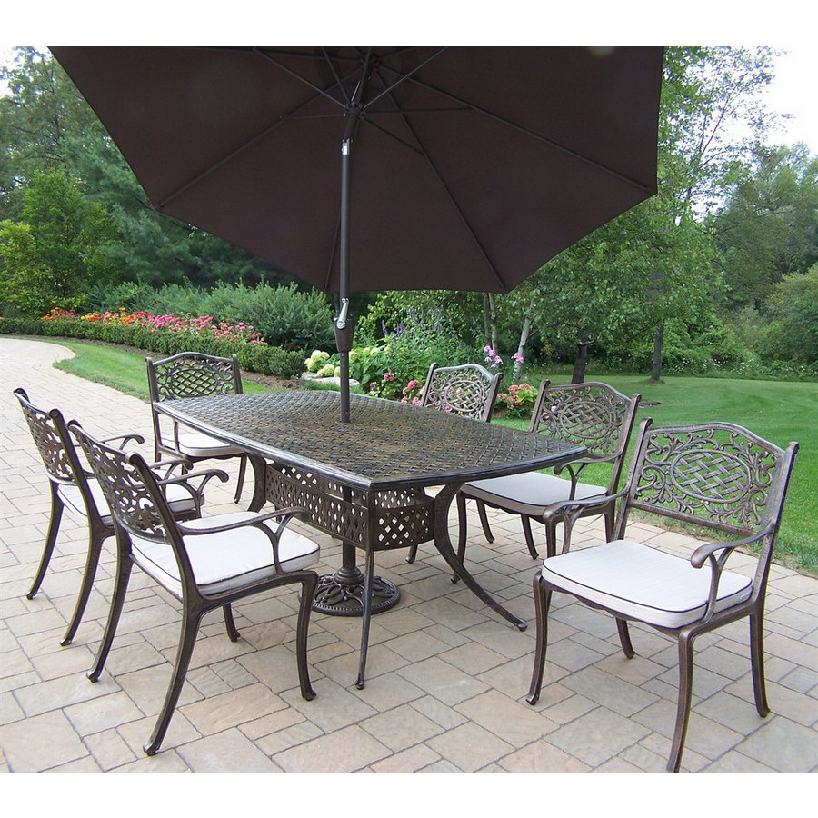 patio dining sets for 4 photo - 5