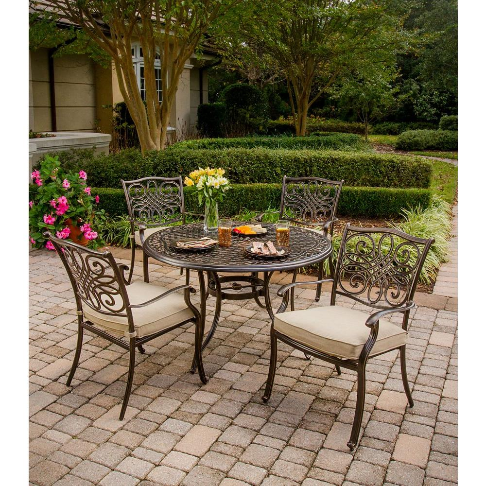 patio dining sets for 4 photo - 9