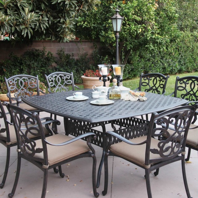 patio dining sets for 8 people photo - 9