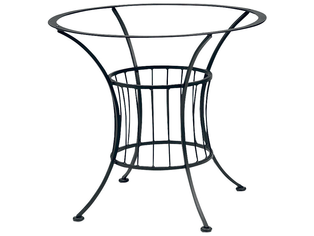patio dining table bases photo - 3