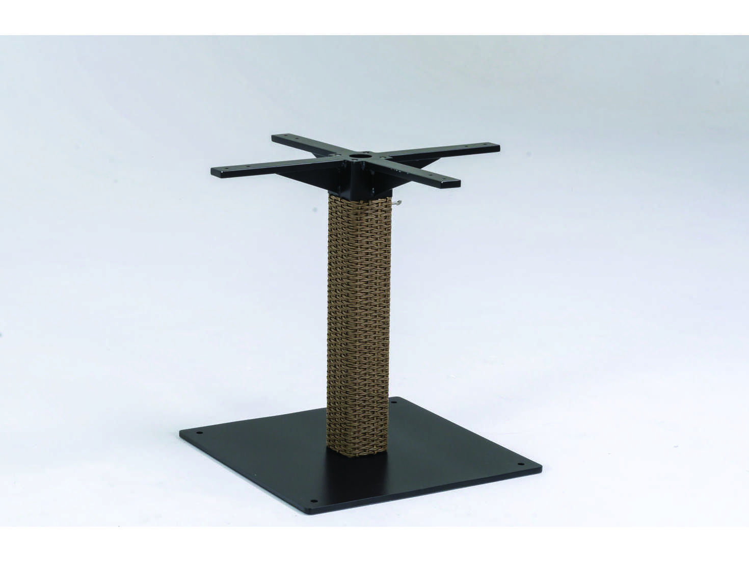 patio dining table bases photo - 6