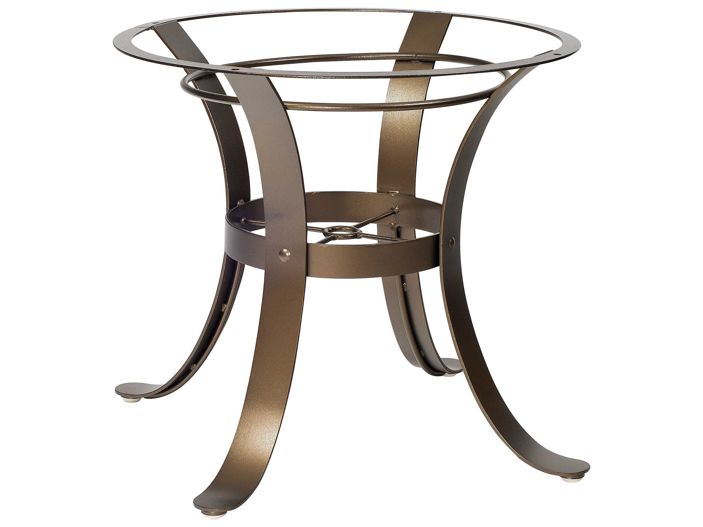 patio dining table bases photo - 8
